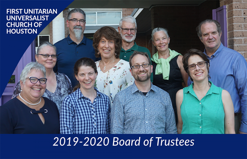 2019-2020 Board of Trustees