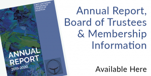 Annual Report, Board of Trustees