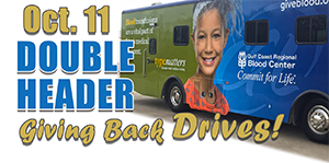 First Unitarian Universalist Church of Houston - Double Header Giving Drives - HP