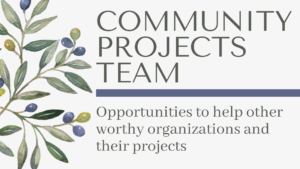 Community Projects Team