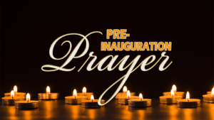 Pre-Inauguration Prayer — First Unitarian Universalist Church of Houston