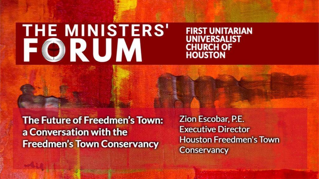 freedmens town Zion