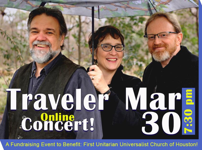 Traveler Online Concert